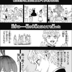 ブラッククローバー(ネタバレ・あらすじ・感想)ページ204