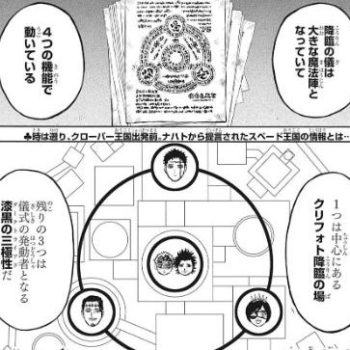 ブラッククローバー(ネタバレ・あらすじ・感想)ページ275「業火の化身」